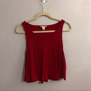 Forever 21 Red Tank